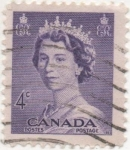 Sellos de America - Canadá -  Scott Nº 328