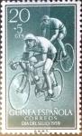Sellos de Africa - Guinea Ecuatorial -  guinea española - 396 - Ciclismo