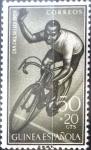Sellos del Mundo : Africa : Guinea_Ecuatorial :  guinea española - 397 - Ciclismo