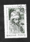 Stamps Hungary -  3097 - Avicenne