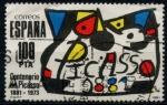 Stamps Spain -  ESPAÑA_SCOTT 2230,03 $0,25
