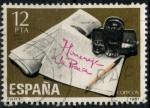 Sellos de Europa - España -  ESPAÑA_SCOTT 2232,03 $0,2