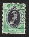 Sellos del Mundo : Africa : Nigeria : Queen Elizabeth II