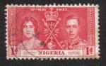 Sellos de Africa - Nigeria -  Coronation Issue