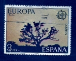 Stamps Spain -  Europa SEPT