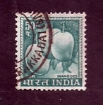 Sellos de Asia - India -  Peras