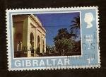 Sellos de Europa - Gibraltar -  Edeficio Estatal