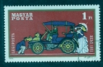 Stamps Hungary -  Coche Hepoca