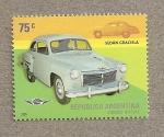 Stamps of the world : Argentina :  Coches años 50