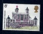Sellos del Mundo : Europa : Reino_Unido : Observatorio de Greenwich