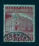 Sellos del Mundo : America : Venezuela : Edeficio de Correos