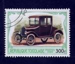 Stamps Oceania - Tonga -  Coche Hepoca