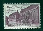 Sellos del Mundo : Europa : Bélgica : Brujas