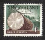 Sellos de Oceania - Nueva Zelanda -  Definitivos pictóricos