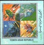 Stamps Yemen -  EXPLORACION  ESPACIAL