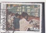 Stamps : Africa : Angola :  185 ANIVERSARIO CORREO NACIONAL