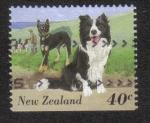 Sellos de Oceania - Nueva Zelanda -  Perros