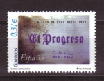 Stamps Spain -  DIARIOS CENTENARIOS