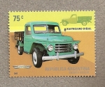 Stamps of the world : Argentina :  Rastrojero diesel