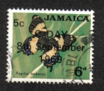 Stamps Jamaica -  C-Day
