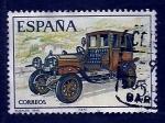 Sellos del Mundo : Europa : España : Coche Hepoca