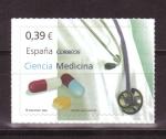Sellos de Europa - España -  CIENCIA MEDICINA