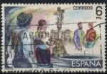 Sellos de Europa - España -  ESPAÑA_SCOTT 2287,03 $0,2