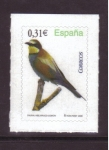 Stamps Spain -  abejaruco común