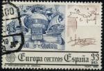 Sellos de Europa - España -  ESPAÑA_SCOTT 2291,01 $0,2
