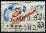 Stamps Spain -  ESPAÑA_SCOTT 2294,01 $0,2