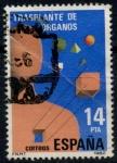 Stamps Spain -  ESPAÑA_SCOTT 2297,01 $0,2