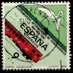 Stamps Spain -  ESPAÑA_SCOTT 2298,02 $0,2