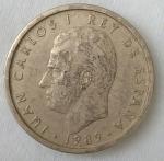 monedas de Europa - España -  1989 - 100 pesetas