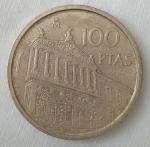 monedas de Europa - España -  1996 - 100 pesetas