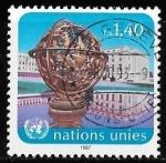 Sellos del Mundo : America : ONU : ONU-cambio