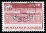 Sellos de America - ONU -  ONU-cambio