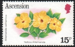 Stamps : Europe : United_Kingdom :  ALLAMANDA  AMARILLA