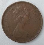 monedas del Mundo : Europa : Reino_Unido :  1975 two pence