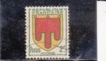 Sellos de Europa - Francia -  ESCUDO- Auvergne