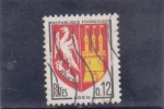 Stamps of the world : France :  ESCUDO- Agen