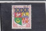 Stamps France -  ESCUDO- Oran