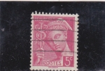Stamps France -  DIOS MERCURIO