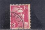 Stamps of the world : France :  Marianne de Gandon