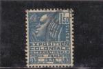 Sellos de Europa - Francia -  exposición colonial internacional de París, mujer fachi