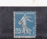 Stamps France -  sembradora