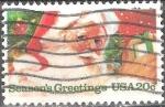 Sellos de America - Estados Unidos -  Navidad 1983