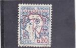 Stamps France -  ILUSTRACIÓN