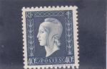 Stamps of the world : France :  MARIANNE