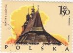 Stamps : Europe : Poland :  IGLESIA