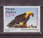 Sellos de Europa - Andorra -  QUEBRANTAHUESOS